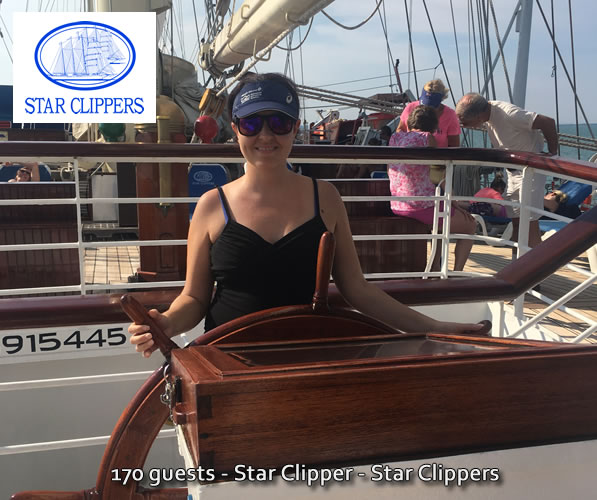 Star Clippers let's you unleash your inner sailor