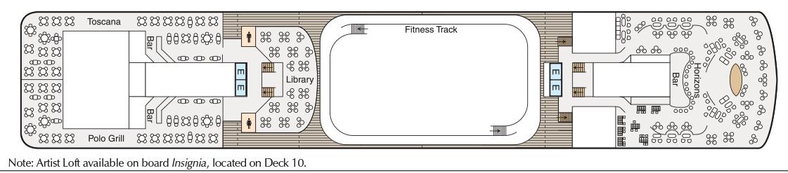 Insignia - Deck 10