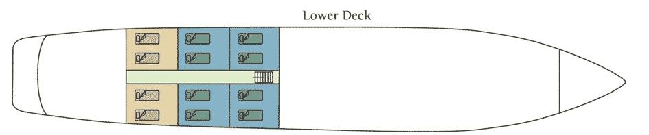 Callisto - Lower Deck
