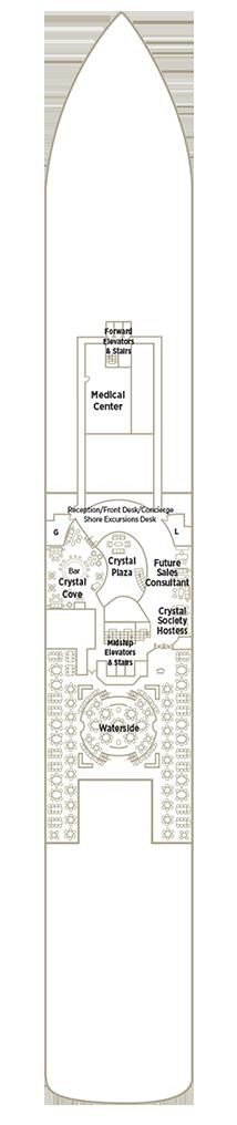 Crystal Serenity - Deck 05