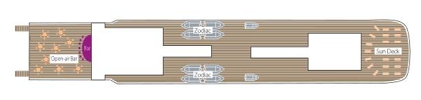 Le Boreal - Deck 7