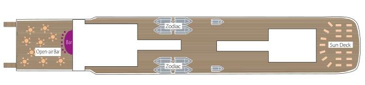 L'Austral - Deck 7