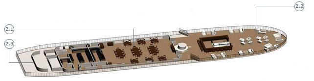 Jayavarman - Terrace Deck