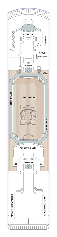 Azamara Quest - Deck 10